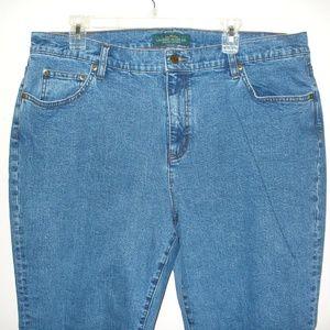 Ralph Lauren jeans 18W used (#EV474)